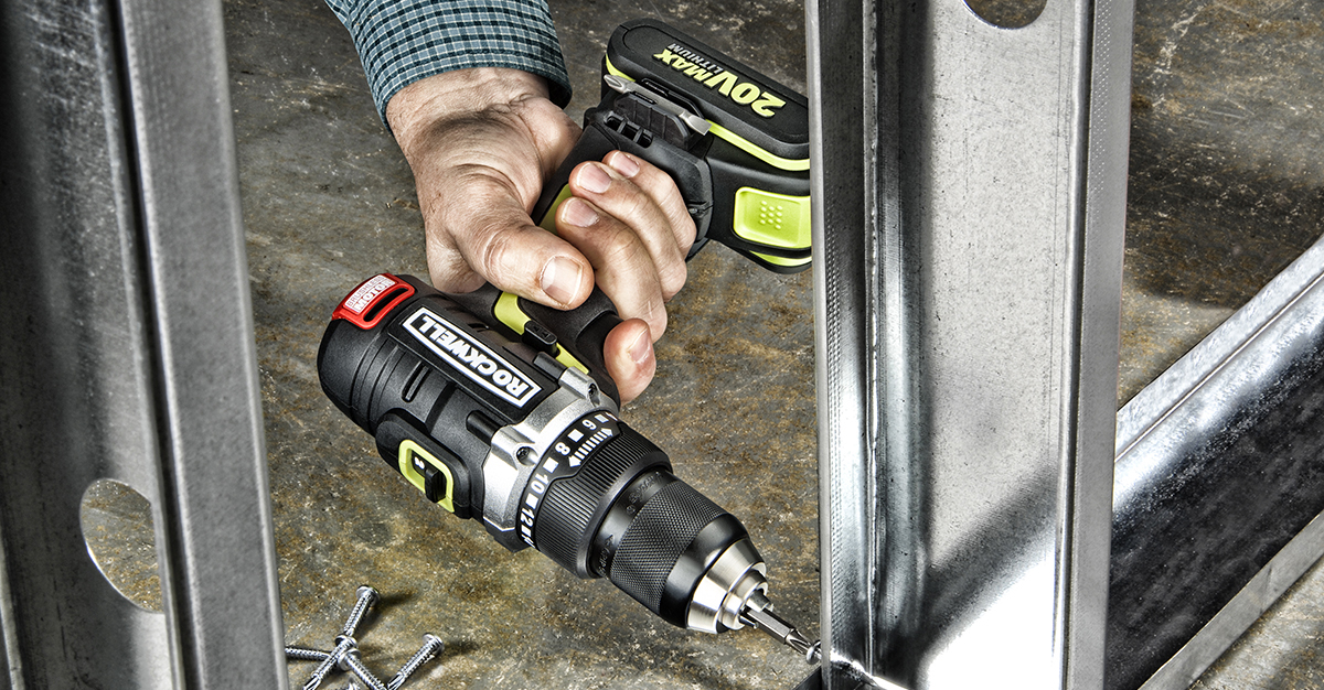 Your Next Cordless Drill: Feature Packed, Professional Quality 1