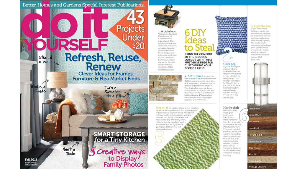 Do It Yourself Magazine features the Rockwell Bladerunner X2 1