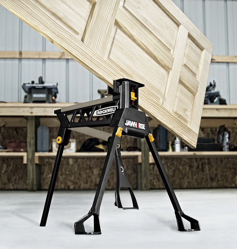 JawHorse: Not Your Father's Saw Horse 3