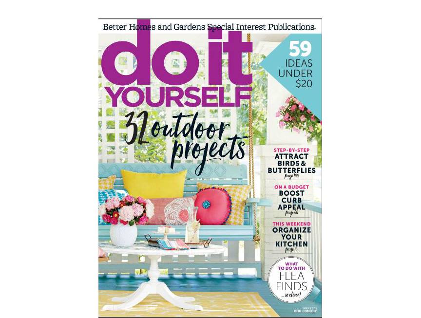 Rockwell 20V Brushless Hammer Drill featured in Do It Yourself Magazine 2