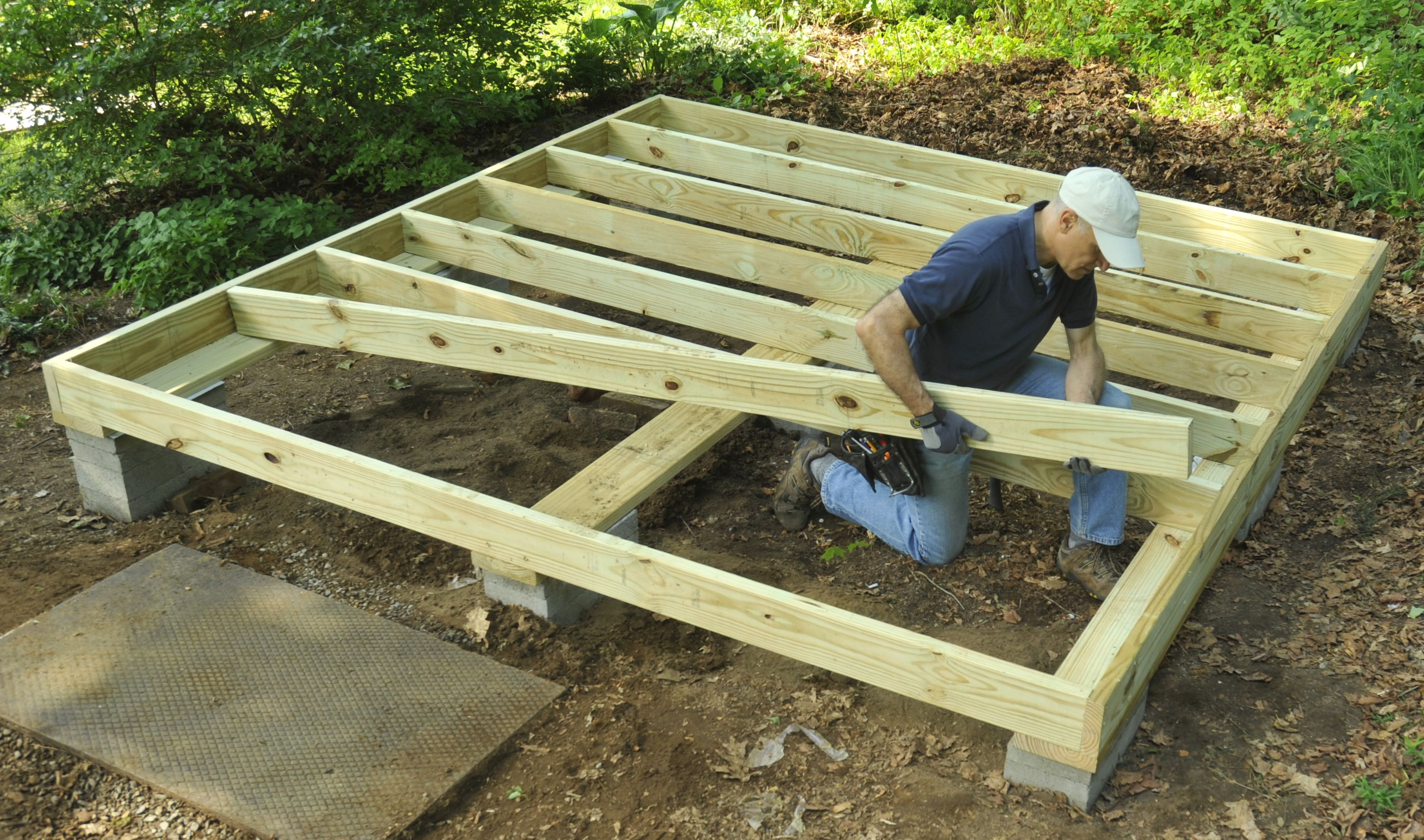 How to Build a Better Backyard Storage Shed