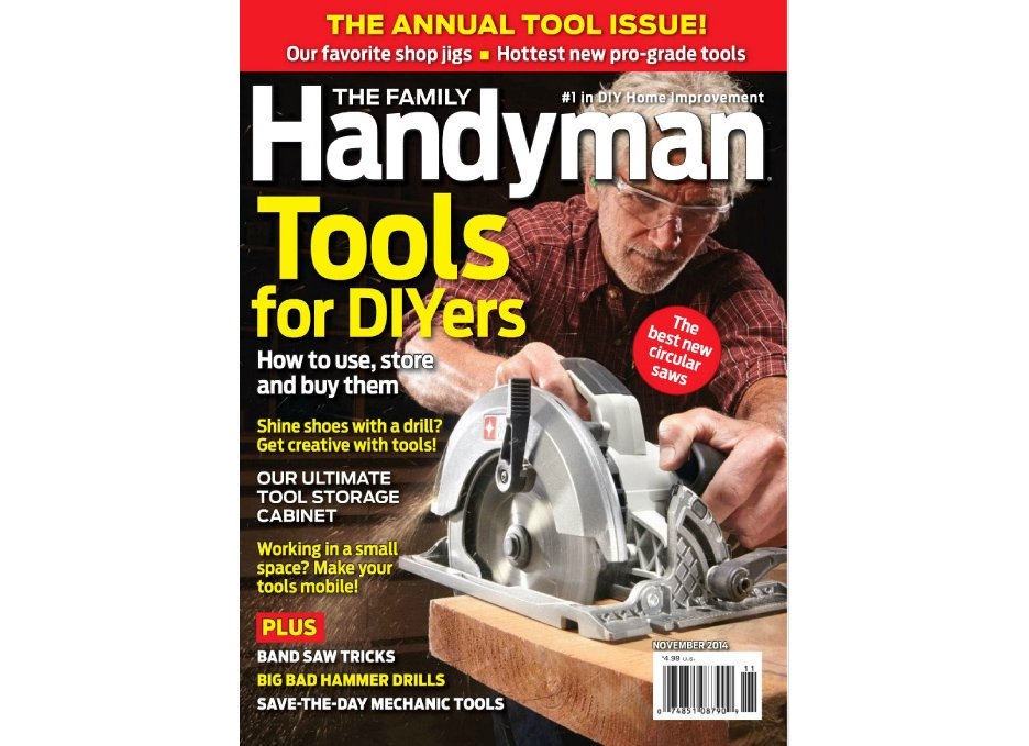 20V MaxLithium Brushless Drill & Driver featured in The Family Handyman