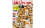 The Family Handyman Magazine Features the Rockwell Vibrafree