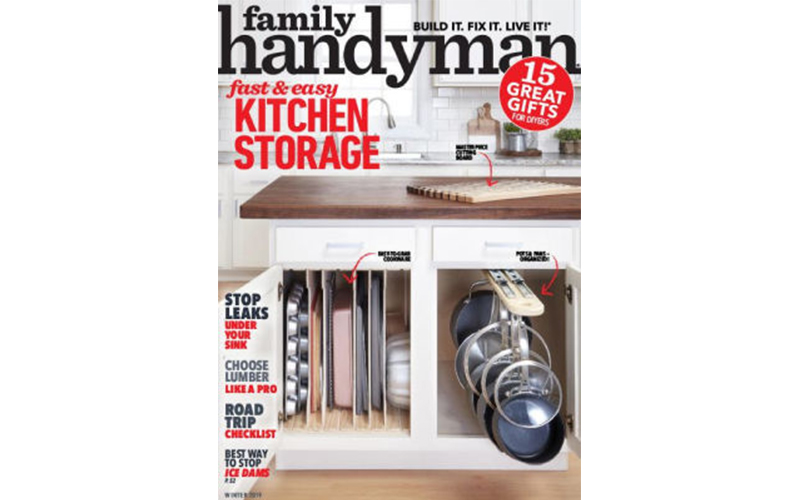 Family Handyman Winter 2019 Cover